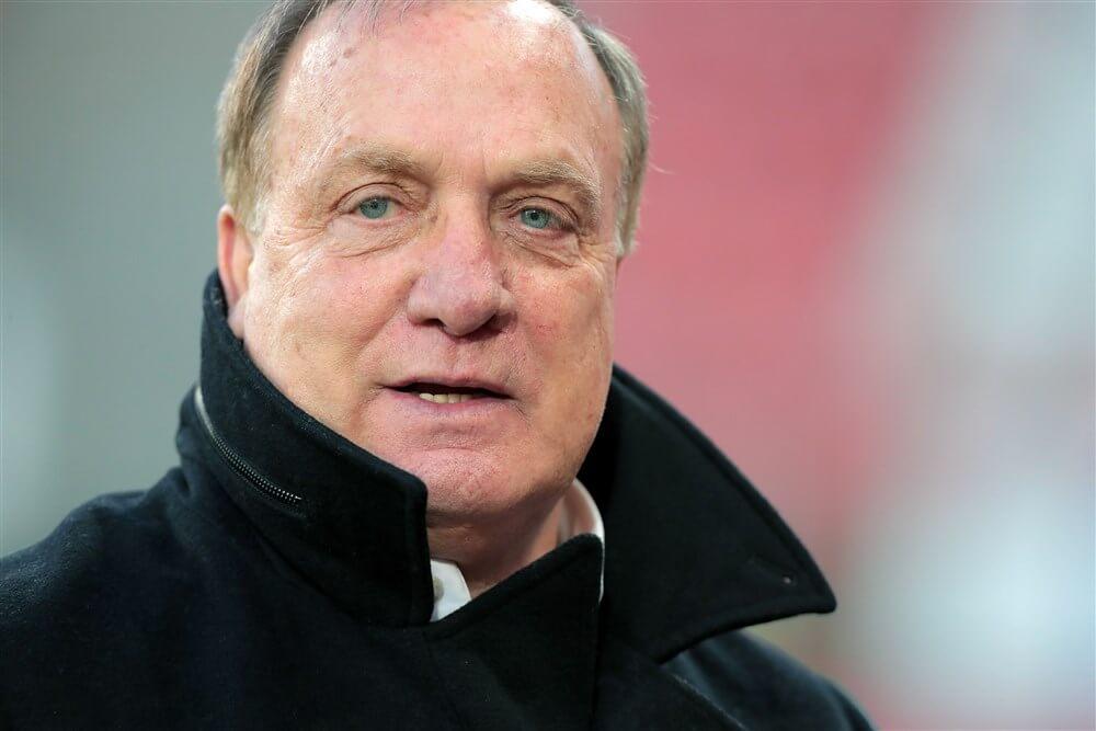 <b>Officieel: Dick Advocaat nieuwe trainer van Feyenoord</b>; image source: Pro Shots