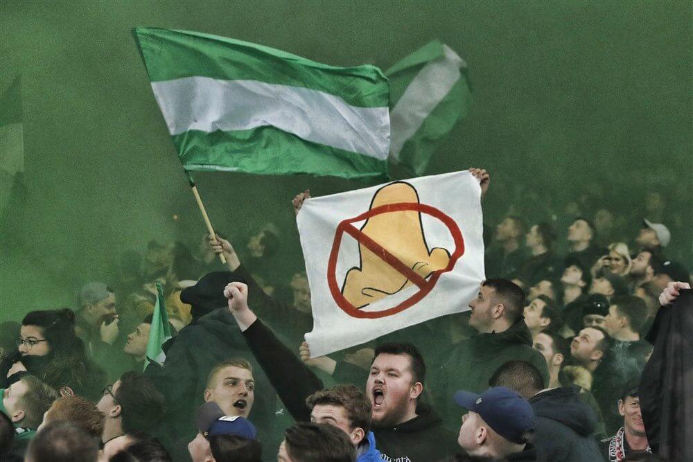 Feyenoord na hoger beroep competitieduel met leeg Vak S; image source: Pro Shots