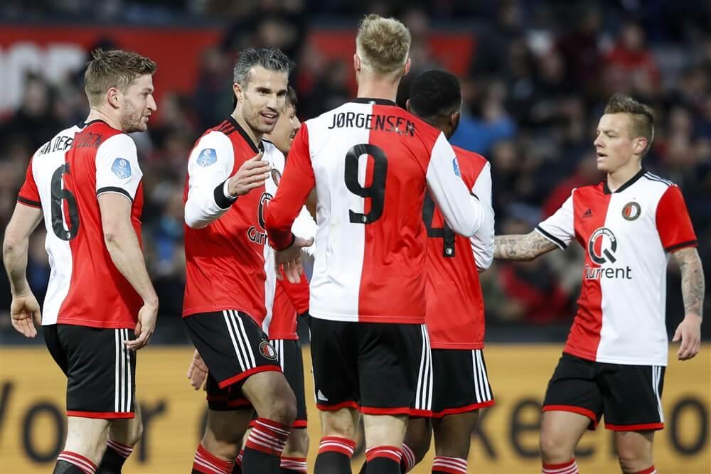 Aanvangstijdstip Feyenoord - Heracles Almelo aangepast vanwege Champions League; image source: Pro Shots