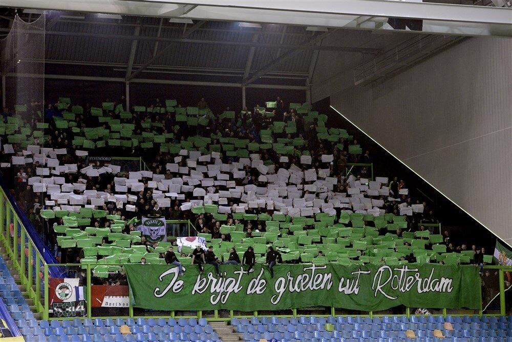 """Giovanni van Bronckhorst: """"We verdienen om hier te winnen, we belonen onszelf alleen niet""""; image source: Pro Shots"""