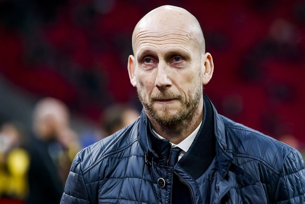 """Martin van Geel: """"Als topspeler heeft Jaap Stam op hetzelfde niveau als Giovanni ervaring opgedaan""""; image source: Pro Shots"""