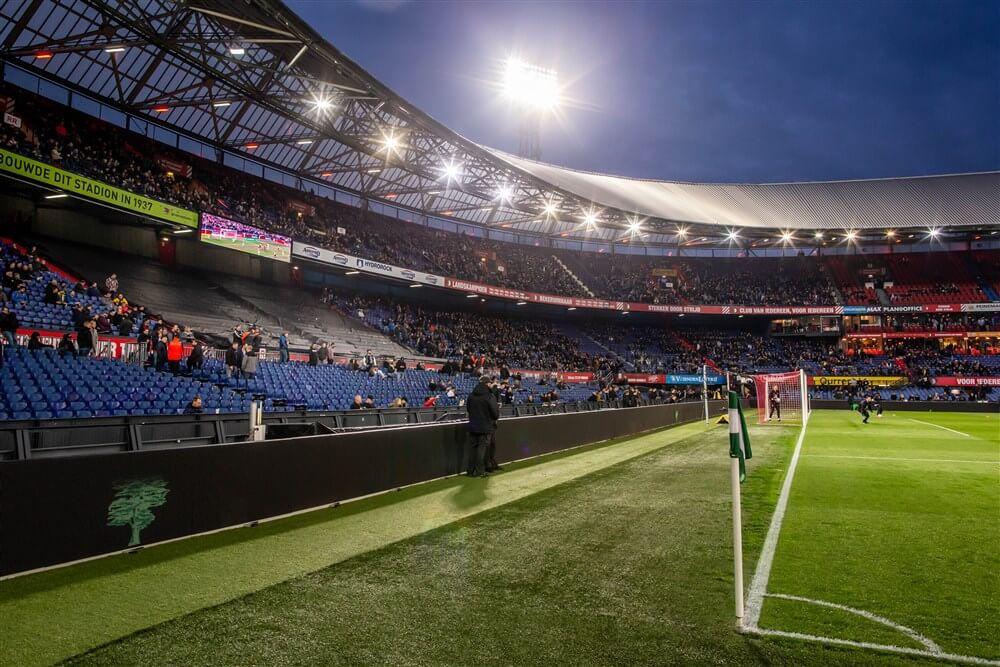 """KNVB: """"Een dak is een pre, omdat je dan bij slecht weer minder kwetsbaar bent""""; image source: Pro Shots"""