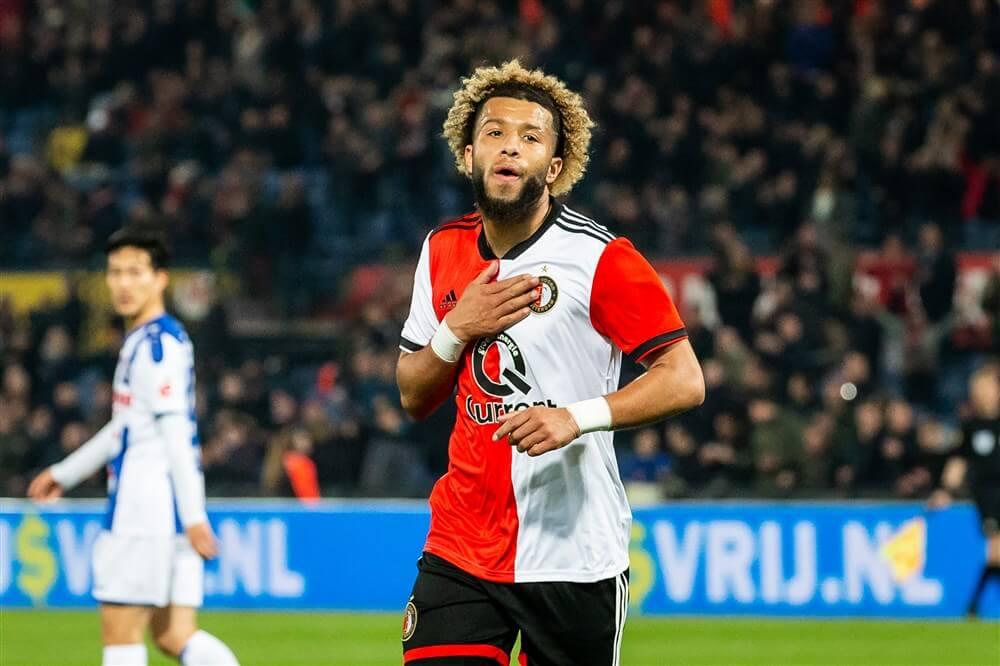 """Feyenoord en FC Krasnodar akkoord over transfer Tonny Vilhena""; image source: Pro Shots"