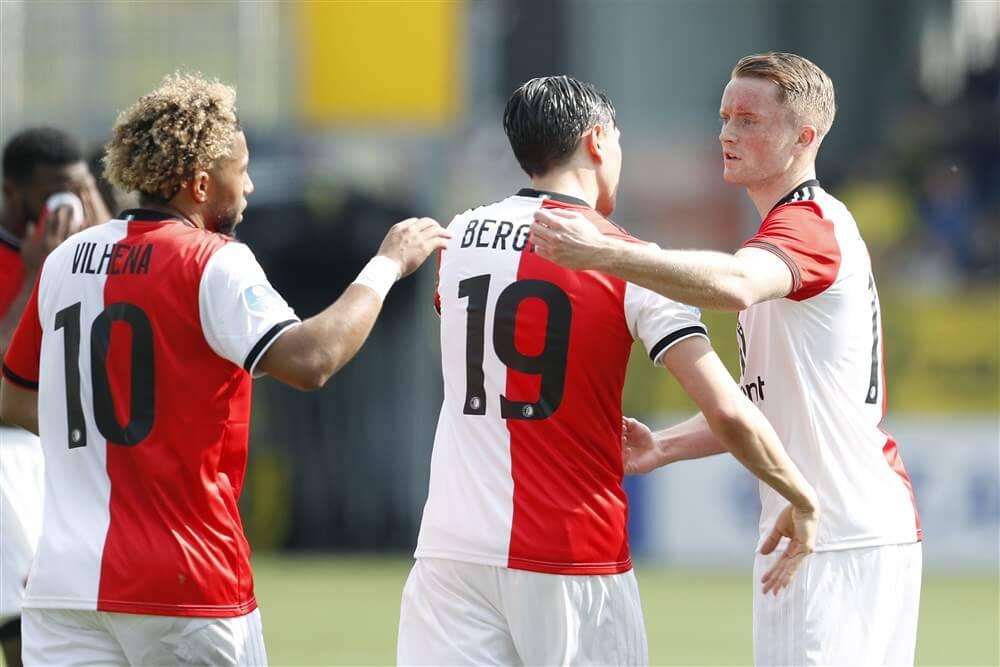 Feyenoord terug op de derde plek na winst in Venlo; image source: Pro Shots