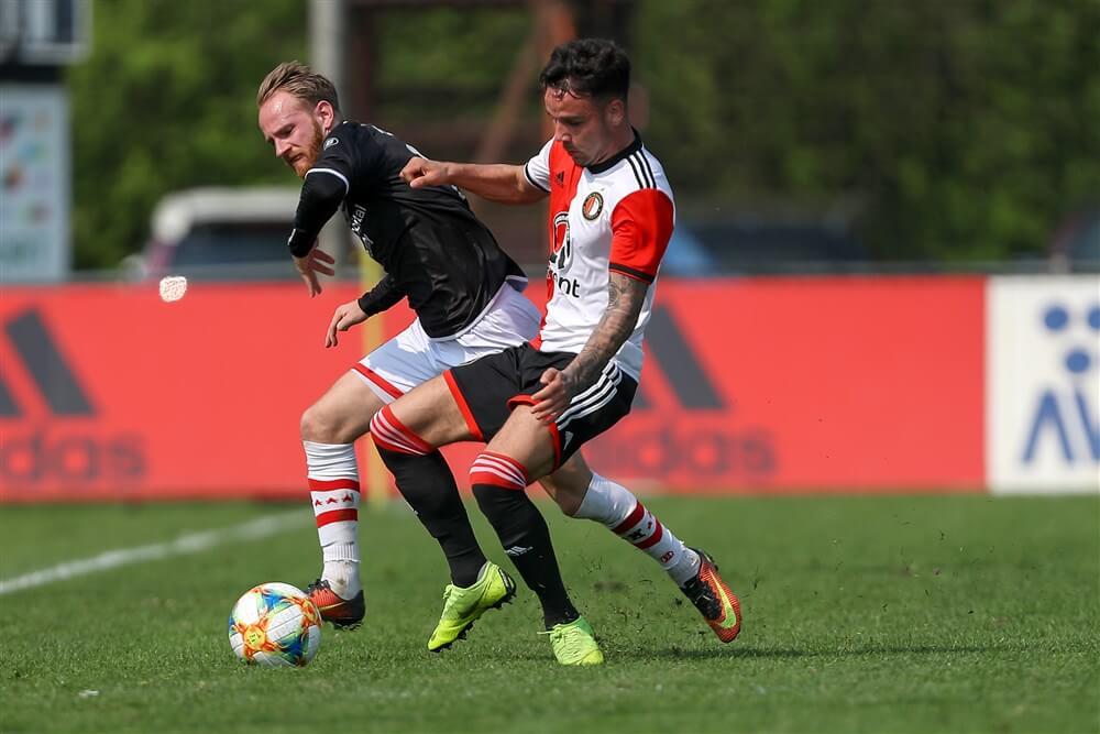 Feyenoord bevestigt verhuur van Calvin Verdonk; image source: Pro Shots