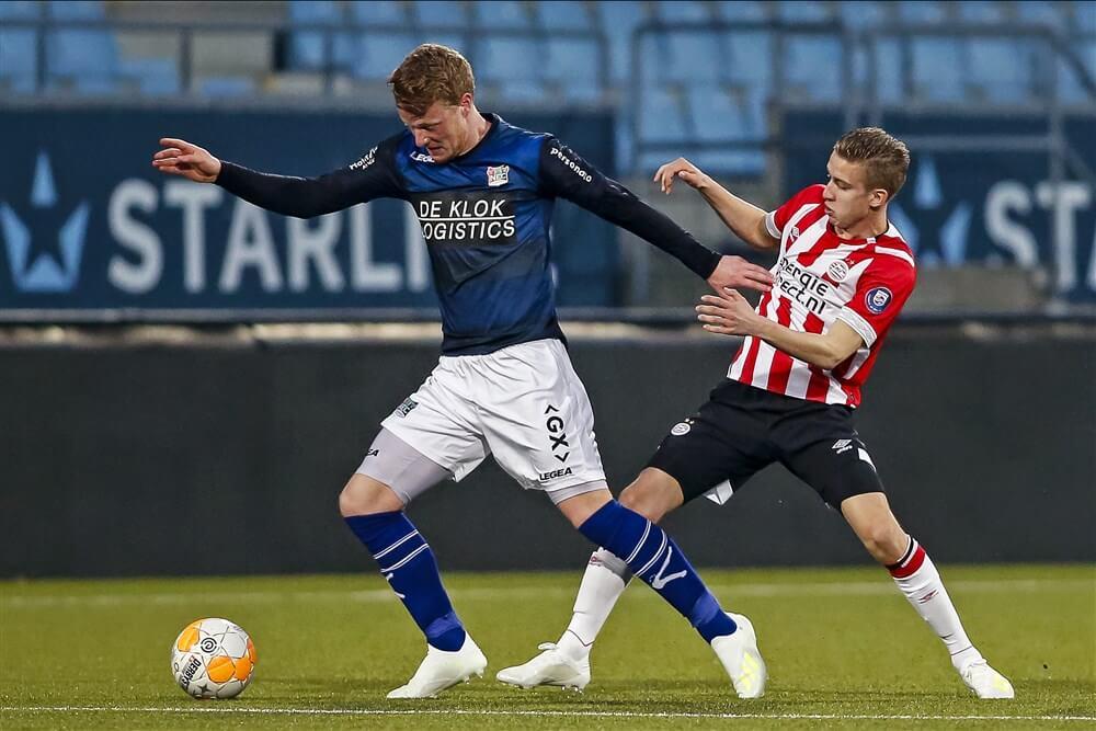 """""""Selectie Feyenoord Onder 21 versterkt met komst van Baggio Wallenburg""""; image source: Pro Shots"""