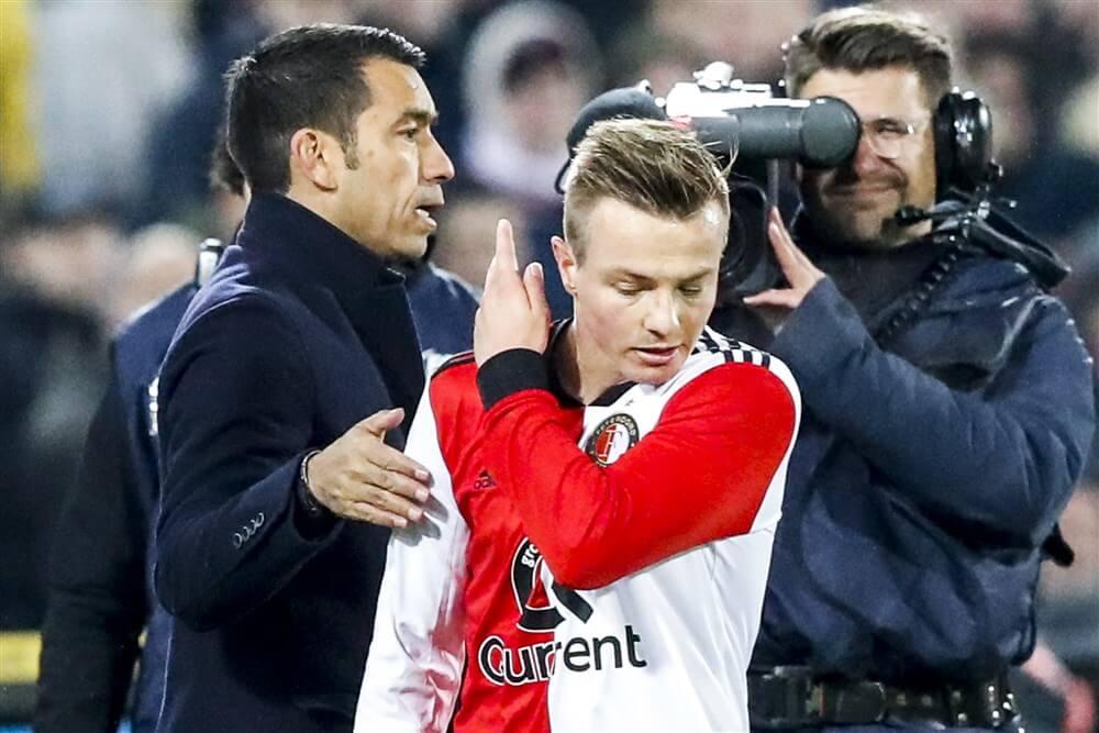"""Hugo Borst: """"Feyenoord zou Jordy Clasie een wedstrijd schorsing moeten geven""""; image source: Pro Shots"""