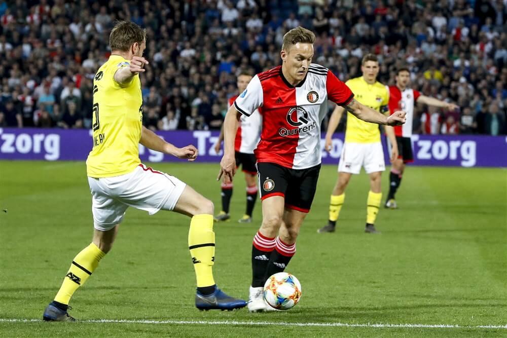 Feyenoord - AZ zo goed als zeker pas eind september; image source: Pro Shots