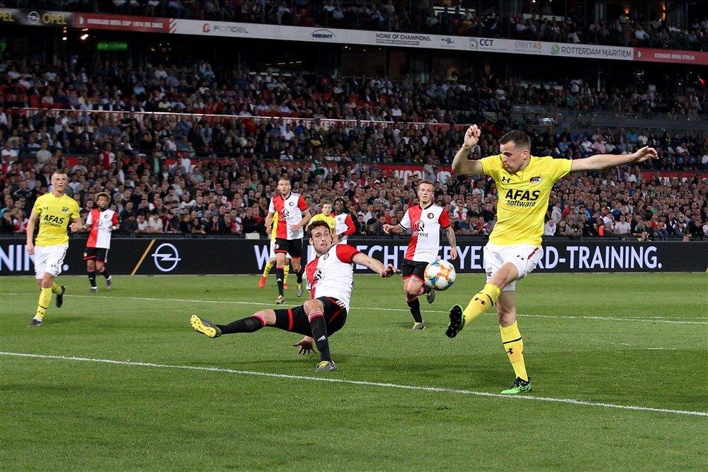 """Feyenoord aast op Mats Seuntjens""; image source: Pro Shots"