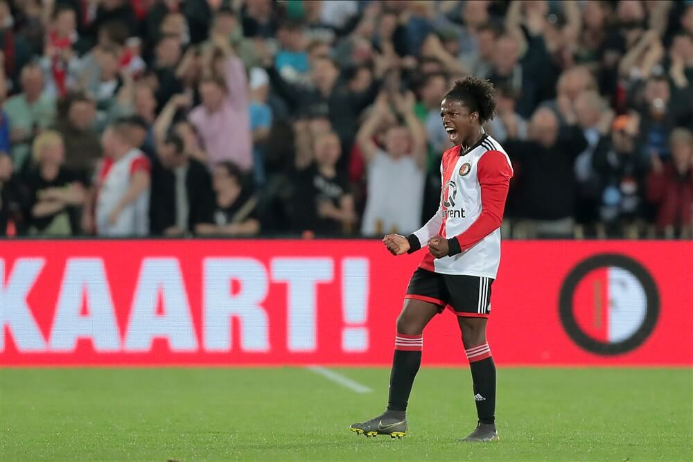 Tyrell Malacia in definitieve selectie Jong Oranje; image source: Pro Shots