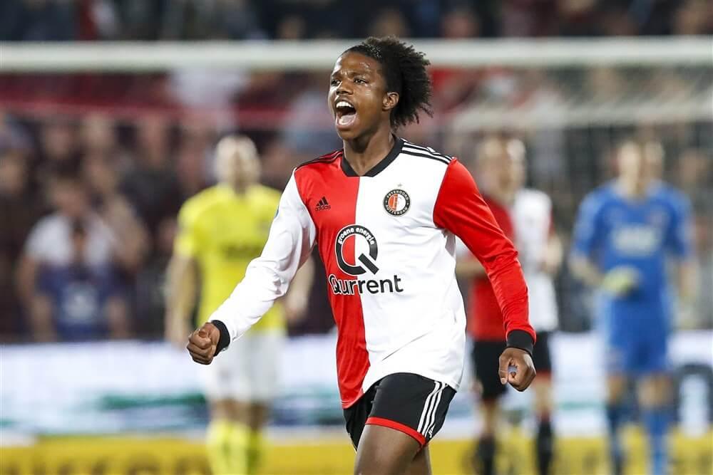 Feyenoord bijna zeker van Europees voetbal na winst tegen AZ; image source: Pro Shots