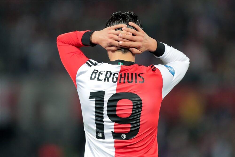 """Steven Berghuis sprak al met PSV over transfer""; image source: Pro Shots"