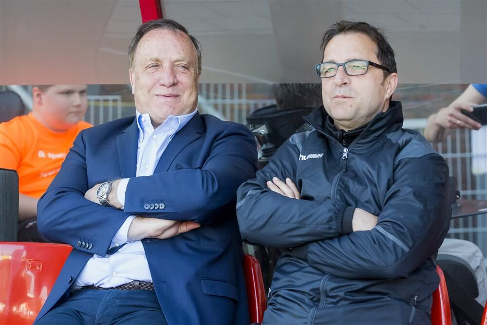 """""""Željko Petrović in beeld als assistent-trainer van Feyenoord""""; image source: Pro Shots"""