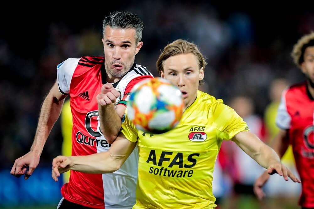 Feyenoord - AZ verzet naar donderdag 26 september; image source: Pro Shots