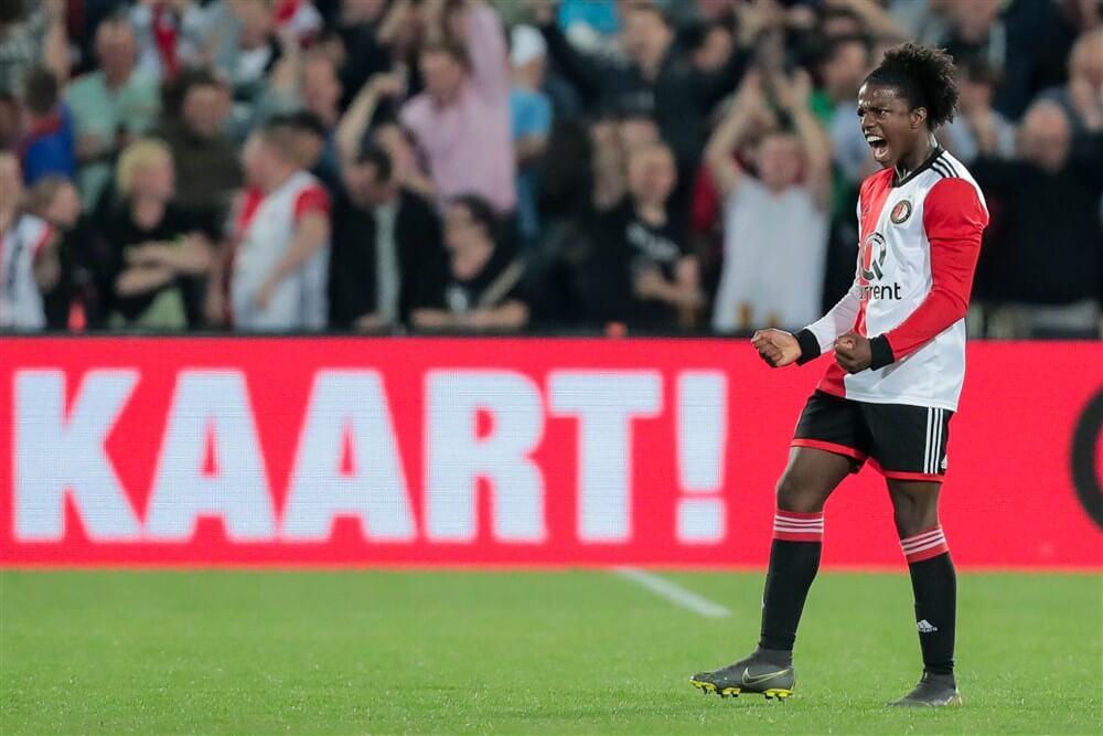 Tyrell Malacia uitgeroepen tot talent van de maand van de Eredivisie; image source: Pro Shots