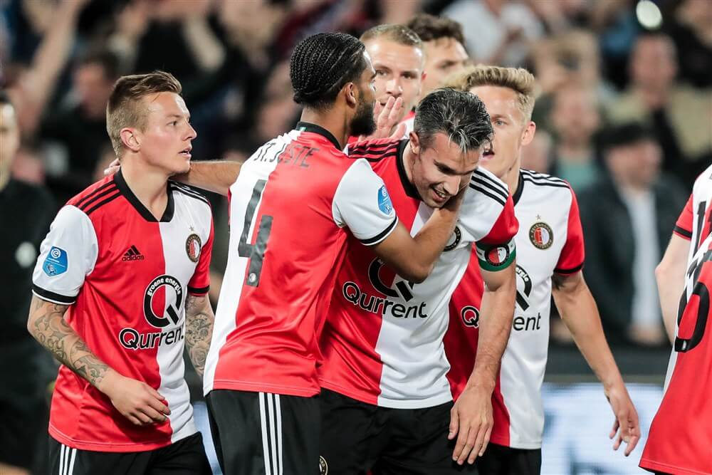 COLUMN: Feyenoord troeft AZ in tweede bedrijf af; image source: Pro Shots