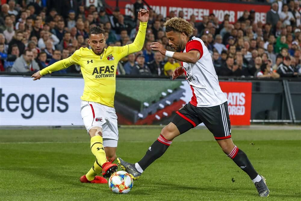 """""""Feyenoord denkt aan Adam Maher als versterking voor middenveld""""; image source: Pro Shots"""