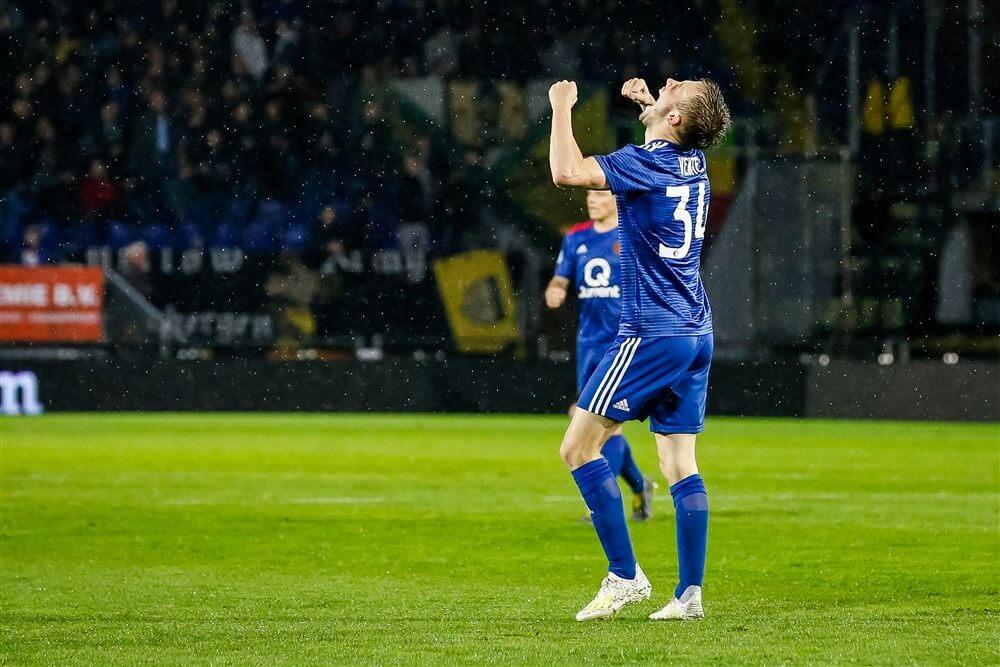 Feyenoord haalt uit tegen NAC en is zeker van Europees voetbal; image source: Pro Shots