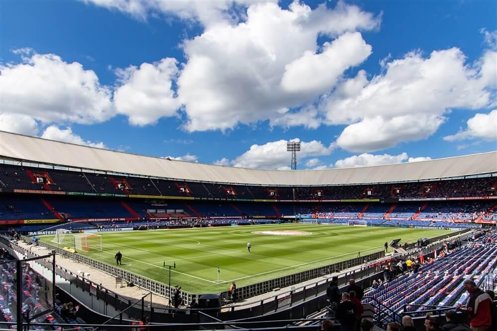 Feyenoord ontvangt opnieuw prijs voor beste grasmat in Eredivisie; image source: Pro Shots