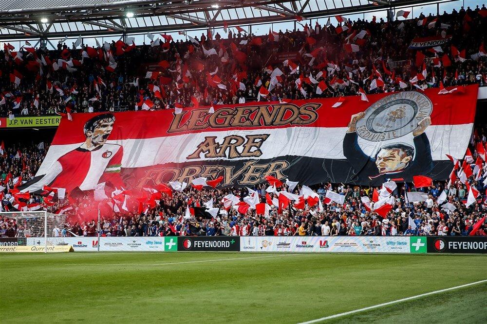 Feyenoord onderuit in afscheidswedstrijd Van Persie en Van Bronckhorst; image source: Pro Shots