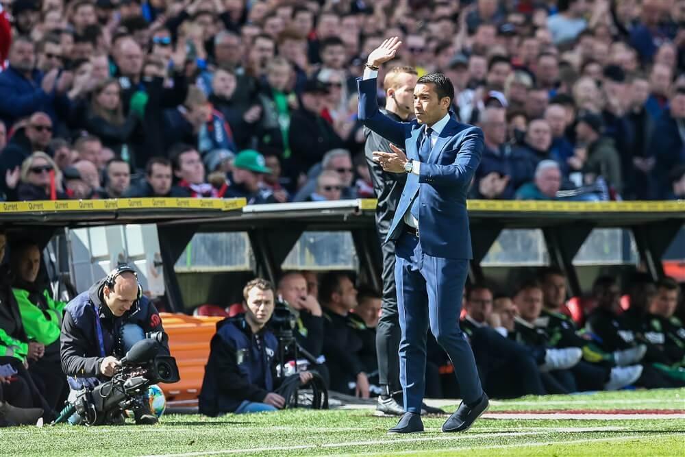 """Giovanni van Bronckhorst: """"Ik blijf het team volgen als supporter""""; image source: Pro Shots"""