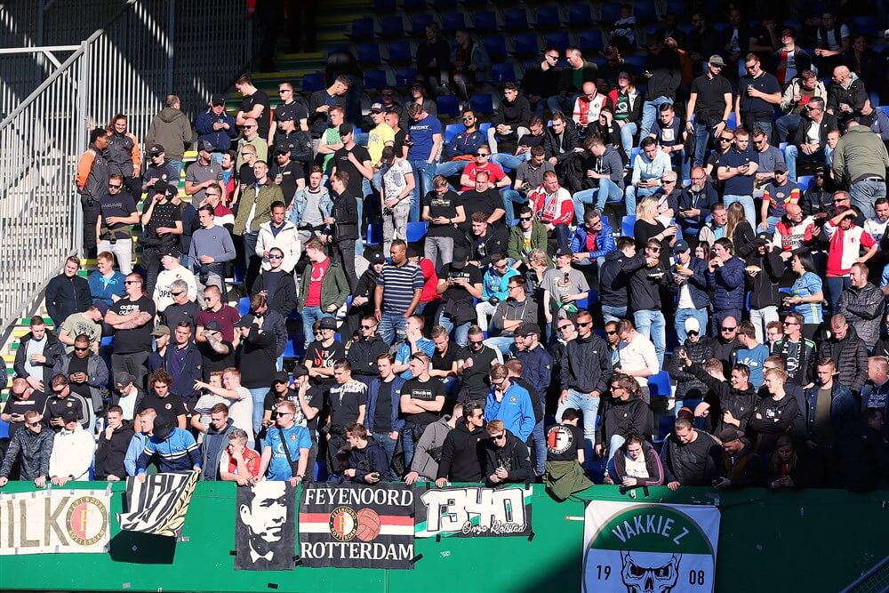 Feyenoord sluit seizoen met ruime zege in Sittard af; image source: Pro Shots