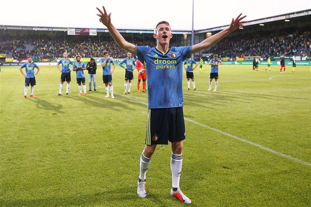 COLUMN: Feyenoord sluit een mager seizoen wel goed af; image source: Pro Shots