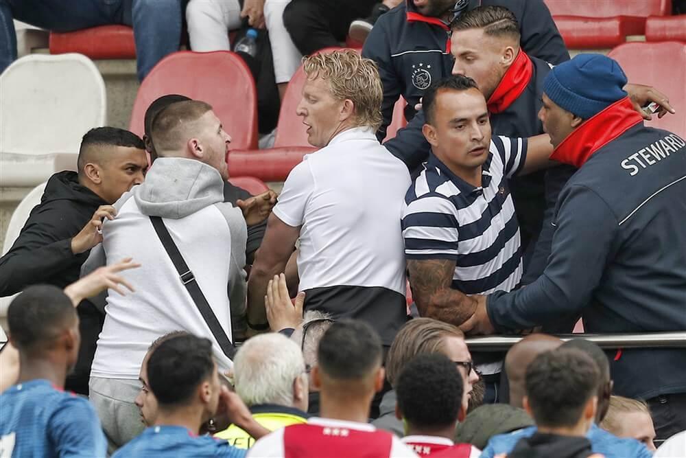 """""""SuperCup-duel van Feyenoord onder 19 tegen Ajax gaat gewoon door""""; image source: Pro Shots"""