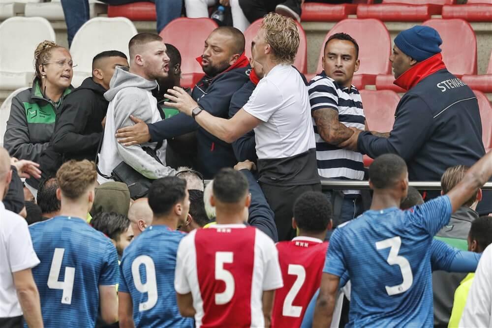 Kampioenswedstrijd Feyenoord onder 19 wordt uitgespeeld zonder publiek; image source: Pro Shots