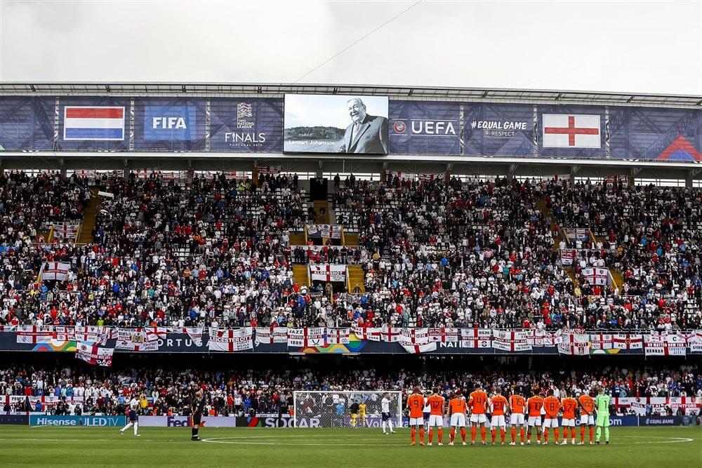 Nederland zonder Feyenoorders naar finale Nations League na winst tegen Engeland; image source: Pro Shots