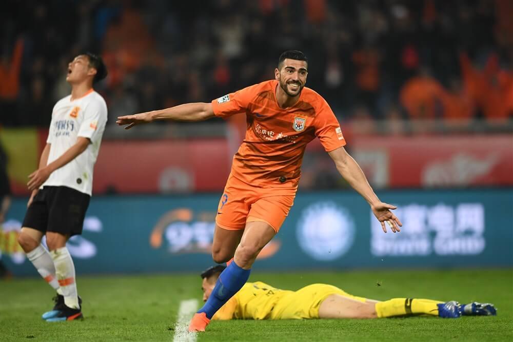 """""""Feyenoord informeerde ook bij Graziano Pelle""""; image source: Pro Shots"""
