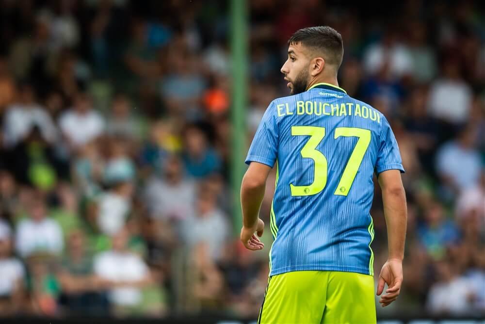 """""""Achraf El Bouchataoui op weg naar FC Dordrecht""""; image source: Pro Shots"""