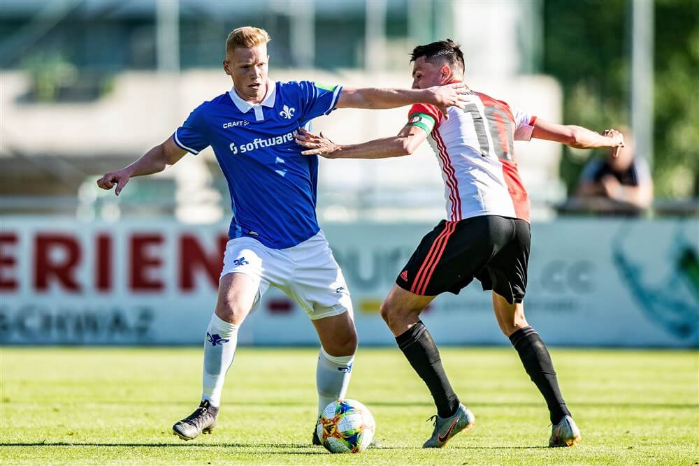"""Jaap Stam: """"Ik ga er vanuit dat Steven Berghuis gewoon bij Feyenoord blijft""""; image source: Pro Shots"""