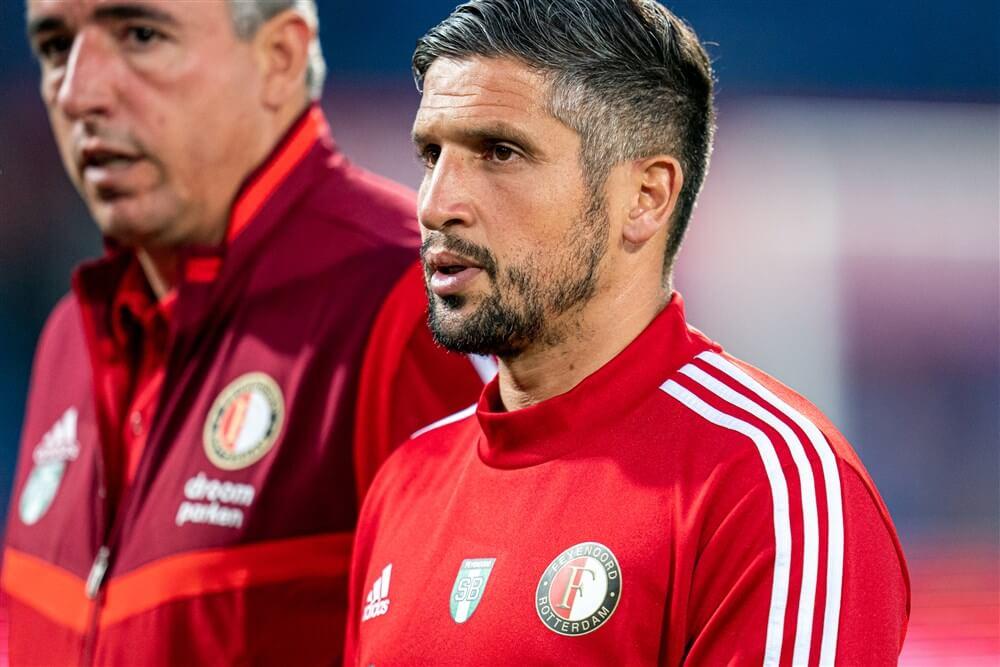 """""""Saïd Bakkati vertrekt bij Feyenoord om opnieuw als assistent van Jaap Stam aan de slag te gaan""""; image source: Pro Shots"""