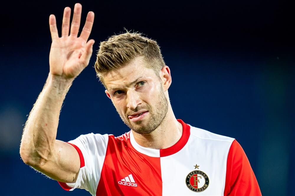 """Jan-Arie van der Heijden: """"Ik voel dat Feyenoord geen vertrouwen uitstraalt naar mij""""; image source: Pro Shots"""