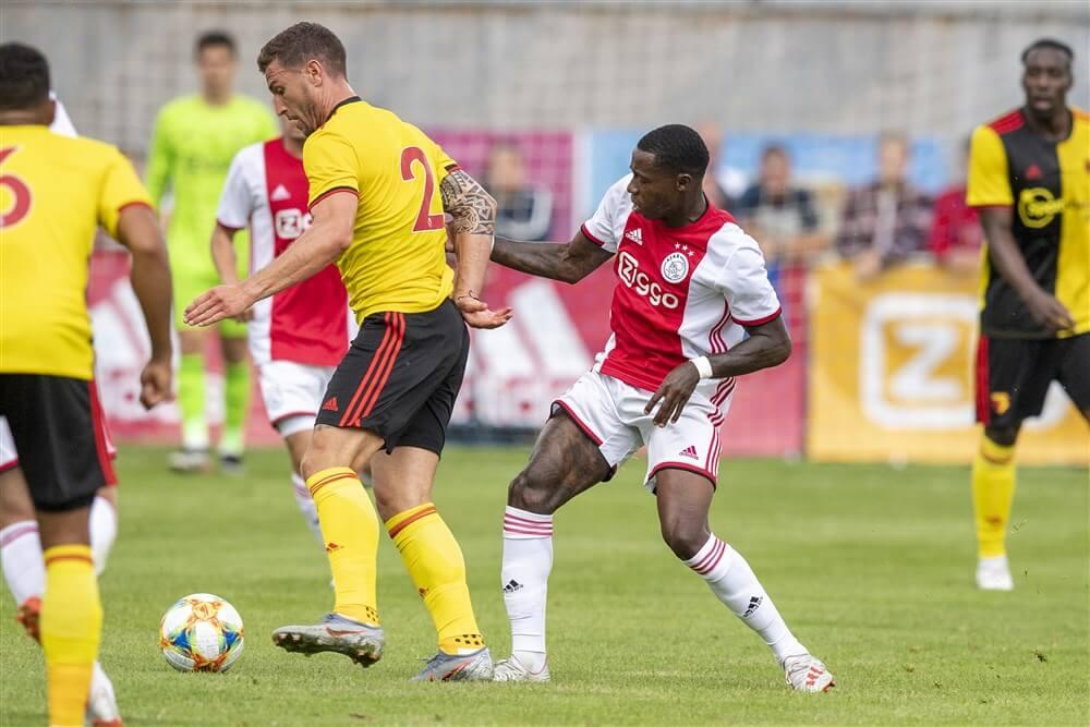 """Daryl Janmaat: """"het is best wel een puinhoop bij Feyenoord""""; image source: Pro Shots"""