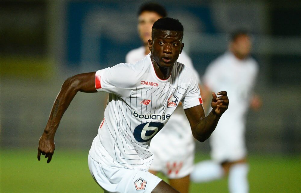 """Feyenoord huurt verdediger Edgar Miguel Ié""; image source: Pro Shots"