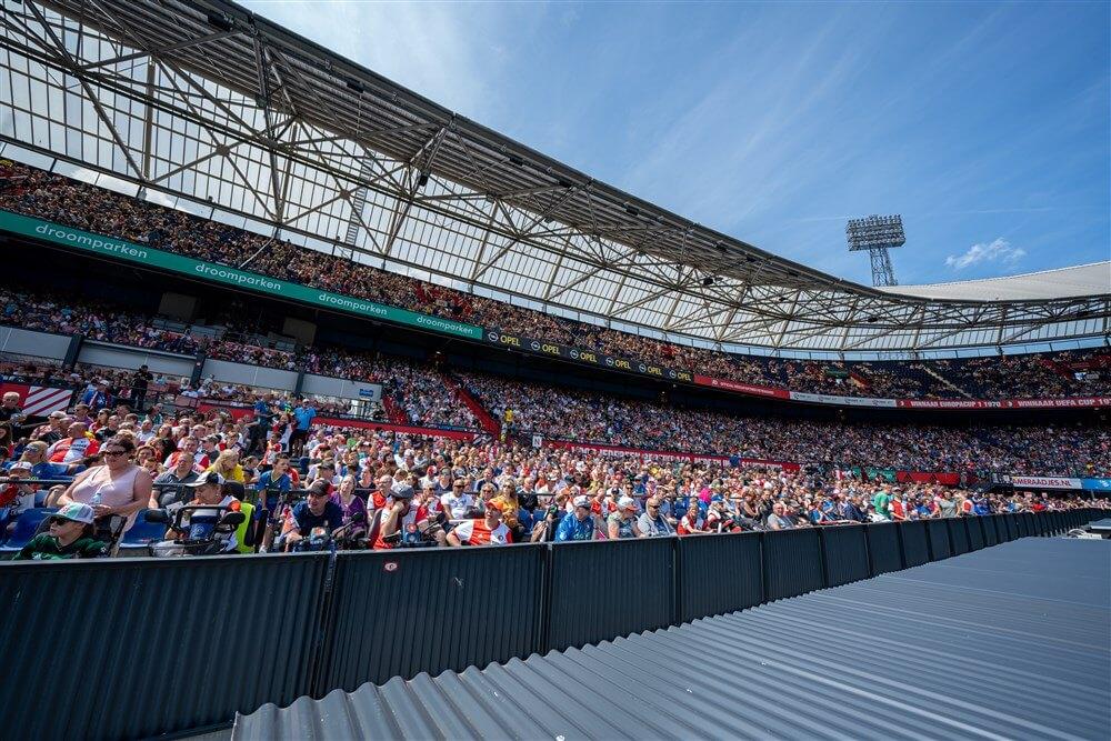 """""""Feyenoord in gesprek met Amerikaanse investeringsmaatschappij""""; image source: Pro Shots"""