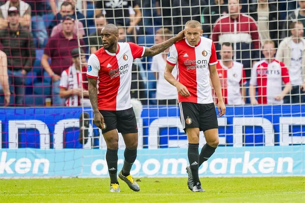 Feyenoord in eigen huis onderuit in oefenduel tegen Southampton; image source: Pro Shots