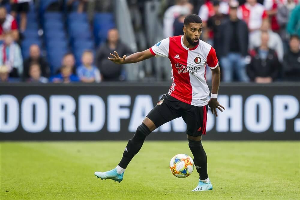 Feyenoord bevestigt vertrek van Jeremiah St. Juste; image source: Pro Shots