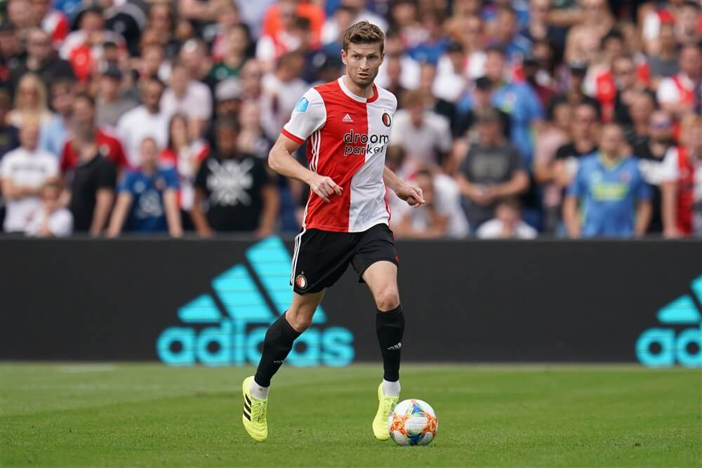 """Jan-Arie van der Heijden: """"Ik wil weg, maar Feyenoord wil mij niet laten gaan""""; image source: Pro Shots"""