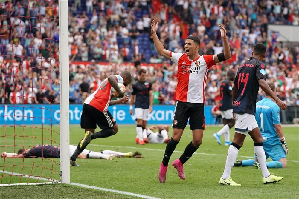 Feyenoord in voorbereiding ook tegen Sparta; image source: Pro Shots