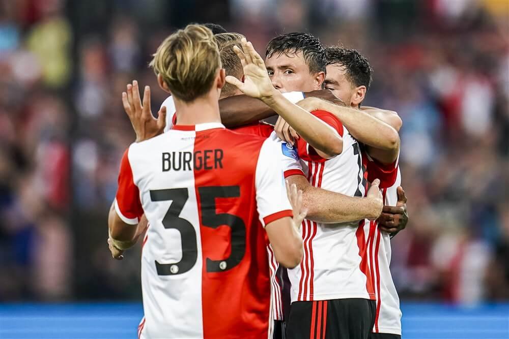 Feyenoord beslist tweeluik tegen Dinamo Tbilisi al in heenwedstrijd na ruime zege; image source: Pro Shots