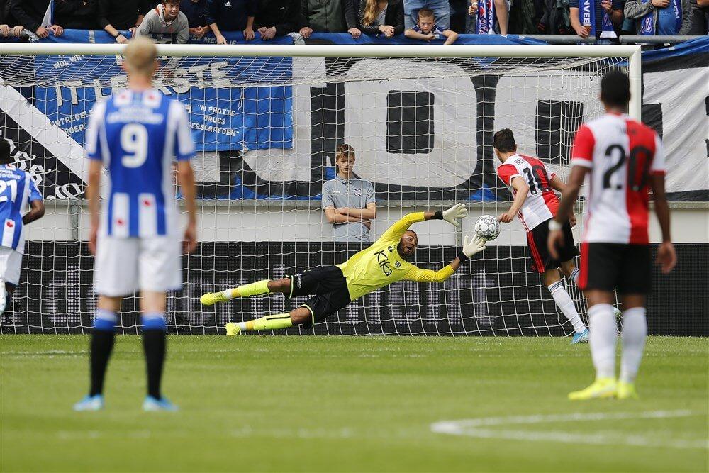Feyenoord ook gelijk in tweede competitieduel na zeer matige pot; image source: Pro Shots