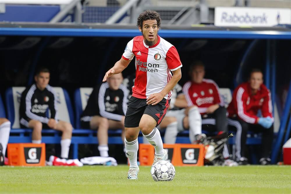 """Yassin Ayoub mag weg bij Feyenoord""; image source: Pro Shots"