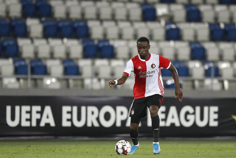 Feyenoord bereikt principeakkoord met Lutsharel Geertruida over nieuw contract; image source: Pro Shots