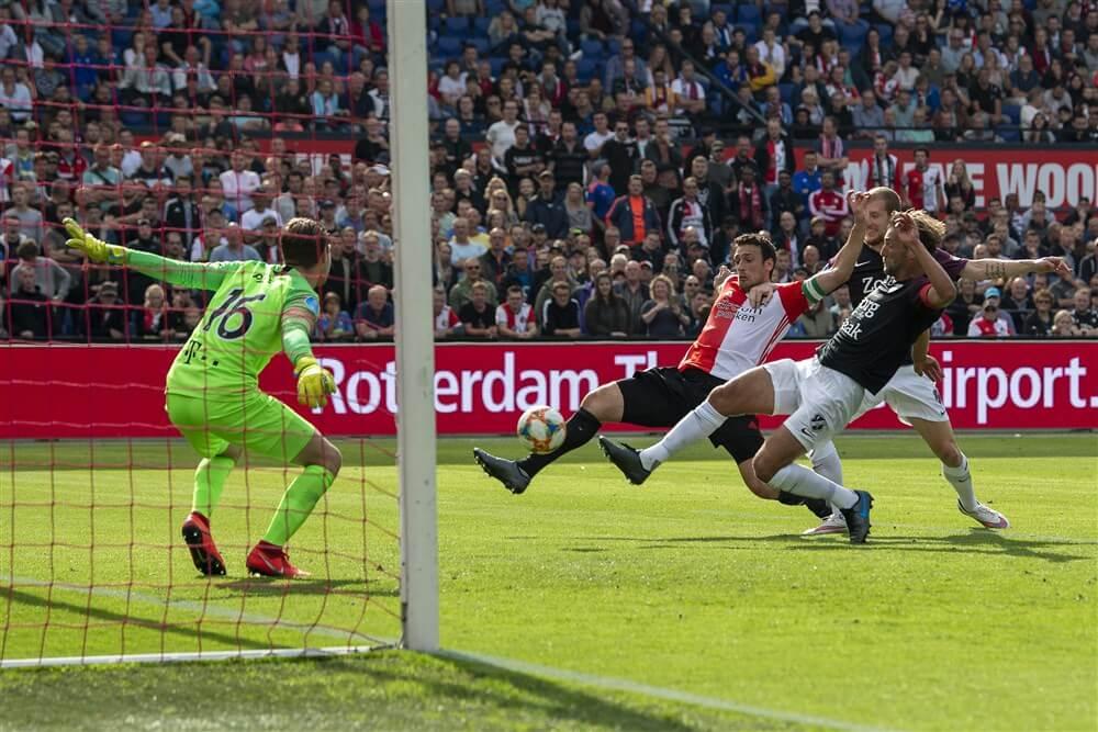 Feyenoord na drie competitiewedstrijden nog altijd zonder overwinning; image source: Pro Shots