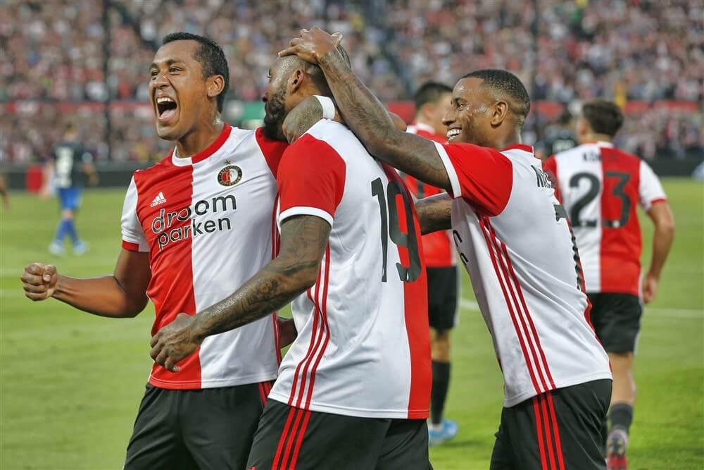 Feyenoord zet reuzenstap richting groepsfase Europa League na overtuigende winst; image source: Pro Shots