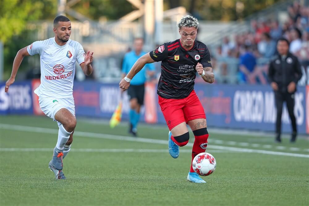 "Joël Zwarts: ""Ironisch dat Feyenoord nu een spits tekort komt""; image source: Pro Shots"