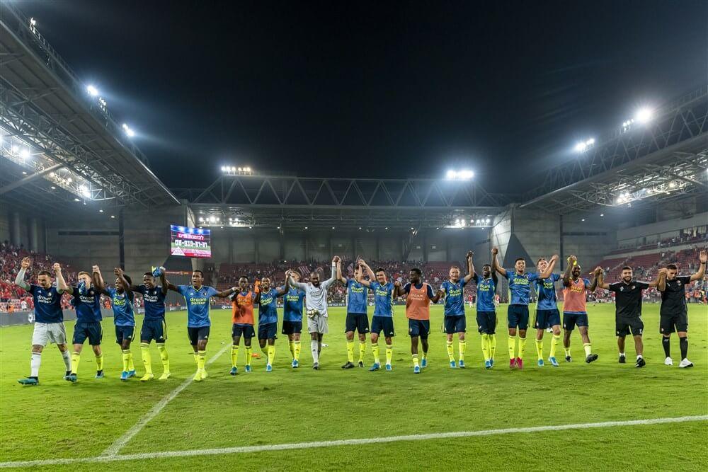 Feyenoord begint groepsfase in Schotland en eindigt in Portugal; image source: Pro Shots